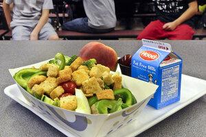 School Food La Menu