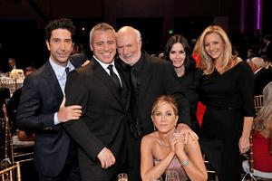 friends cast reunites how