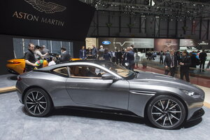 Aston Martin Starts Design And Engineering Consulting