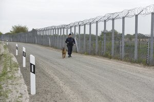 Hungary Requests EU Funding For Border Fence CSMonitor Com