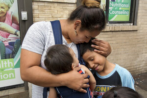 Separated from parents, some migrant children are adopted by Americans -  CSMonitor.com