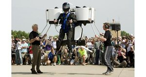 Jetpack for sale - seriously - CSMonitor.com