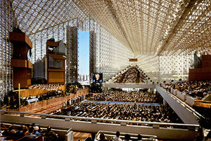 crystal cathedral to be