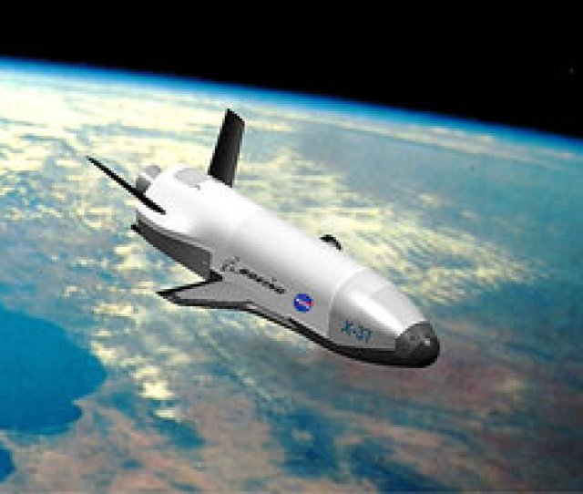 Air Forces Mystery Spaceship X  Gears Up For Launch