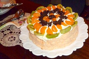 Travel New Zealand And Pavlova Cake Csmonitor Com