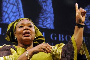 Nobel winner Leymah Gbowee speaks out on peace, women, and leadership -  CSMonitor.com