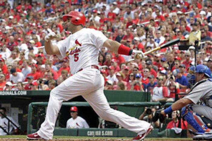 Pujols goes to the Angels. Why did the Cardinals lose him ...