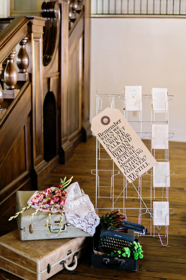 Rustikale Hochzeitsdeko  Neue Ideen fr Eure Vintage Hochzeit