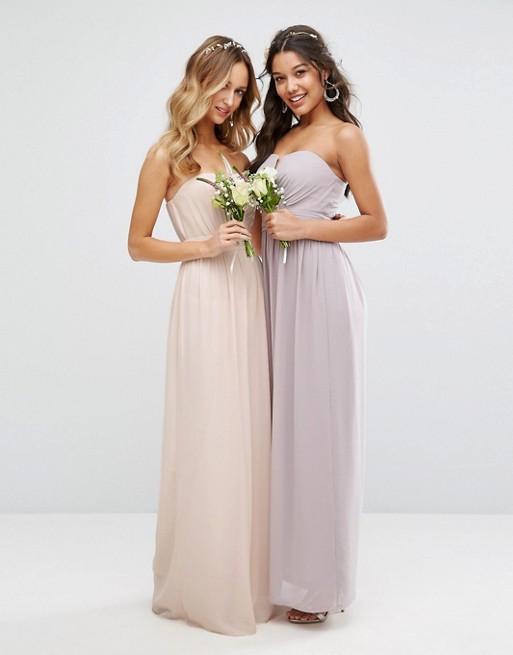 Brautjungfernkleider  die schnsten Trends