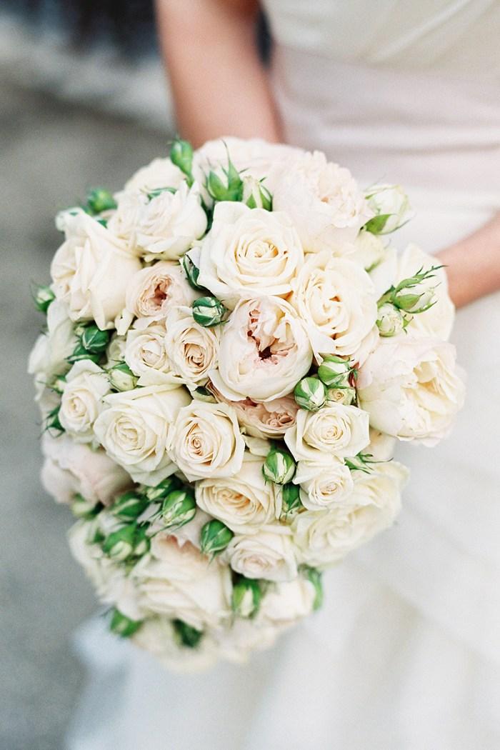 Blumen im Brautstrau und ihre Bedeutungen