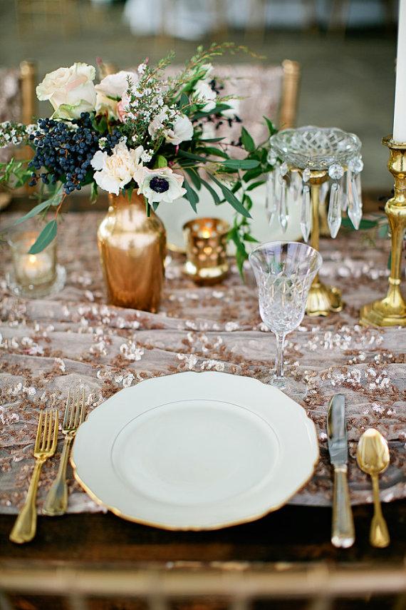 Hochzeitsdeko selber machen  Ideen fr die Tischdeko