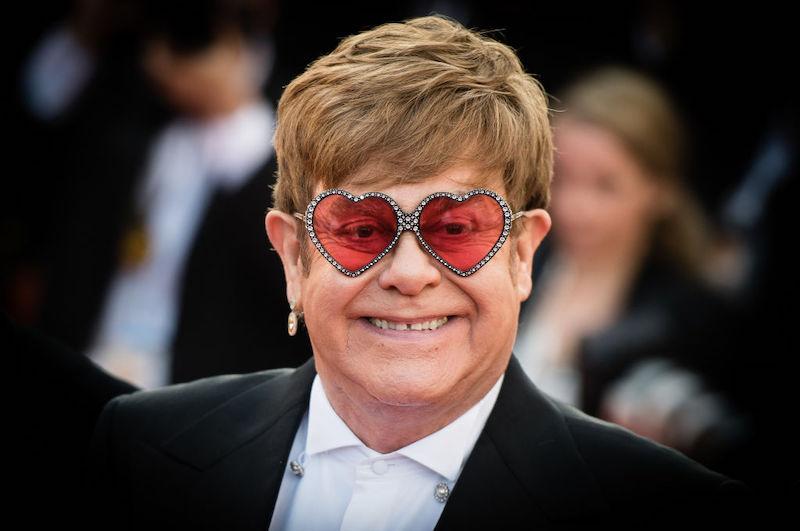 A Definitive List Of Elton John S Greatest Songs Purple