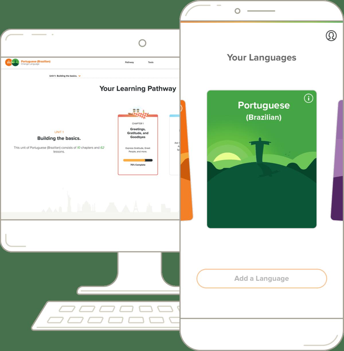 Learn Portuguese Brazilian