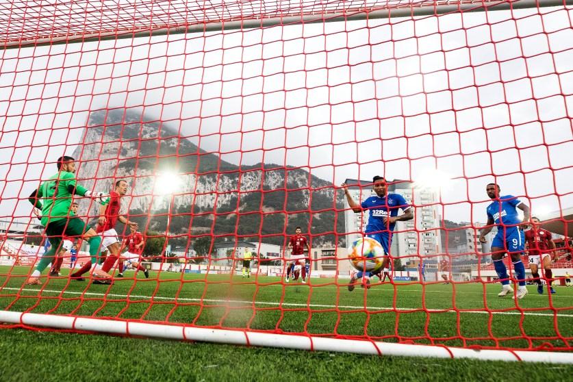 170920 Red Imps v Rangers Morelos Goal Remote 95