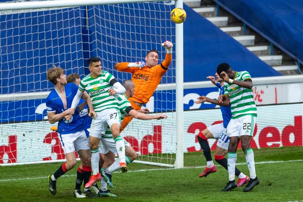 180421 Rangers v Celtic, McGregor 47