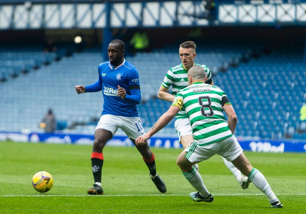 180421 Rangers vs Celtic, Kamara 02