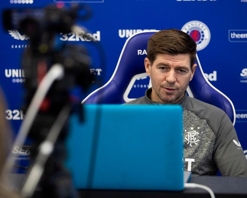 180920 Press Conference, Gerrard 03