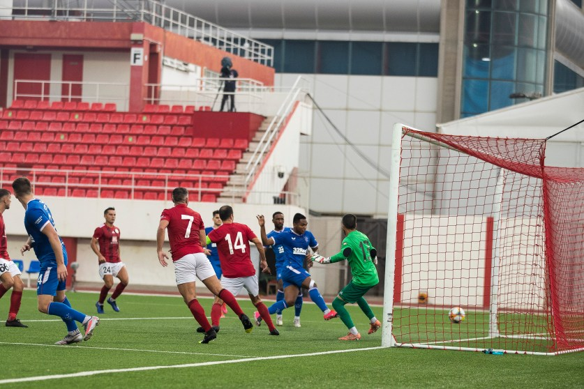 170920 Red Imps v Rangers Morelos Goal 70