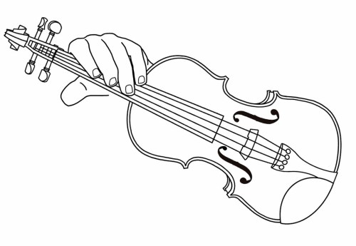 small resolution of here is an image of a left hand in third position diagram of third position on violin