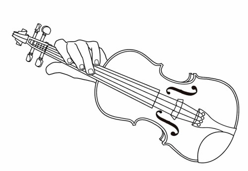 small resolution of all other fingers move up accordingly here is an image of a left hand in second position diagram of second position on violin