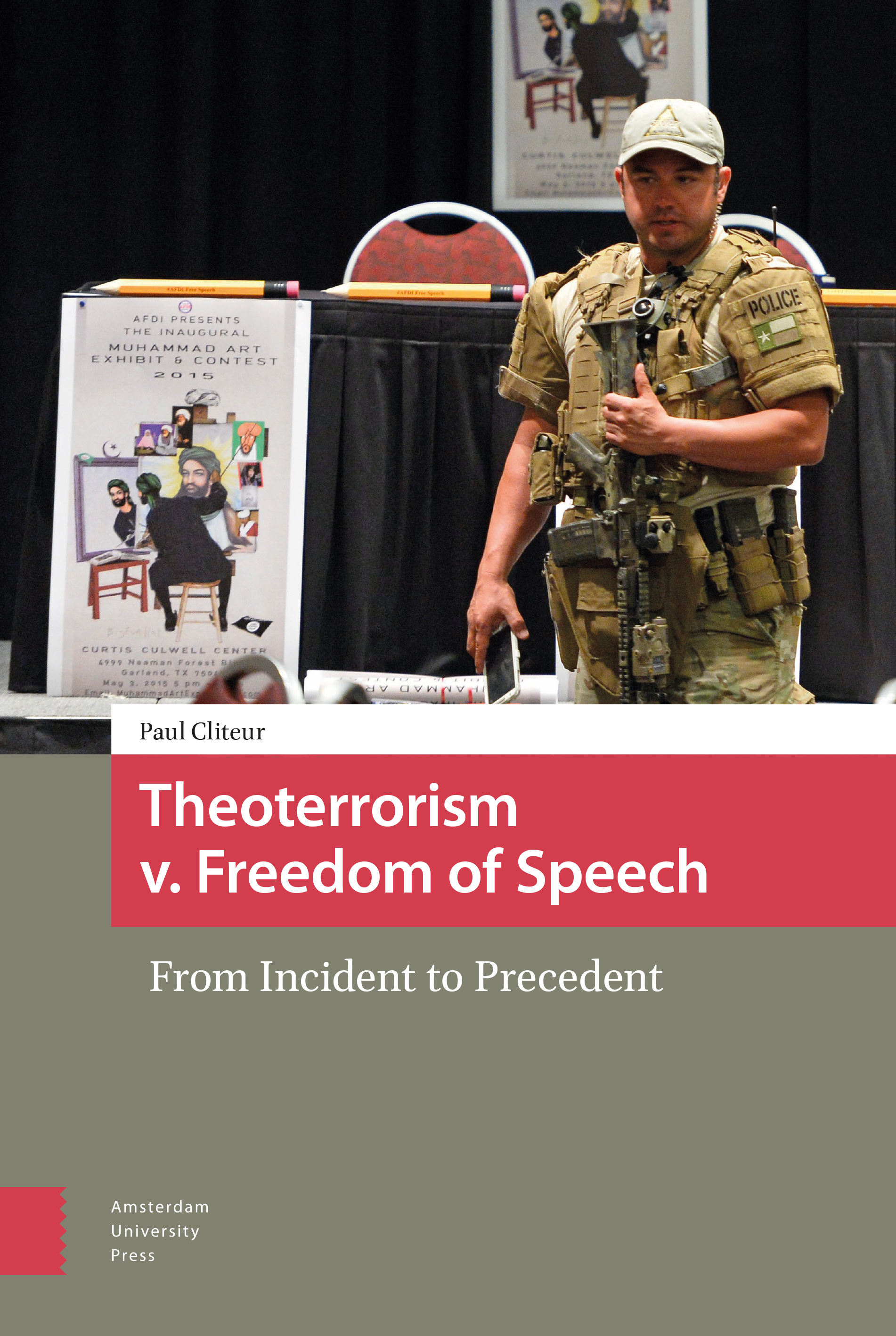 Theoterrorism v. Freedom of Speech