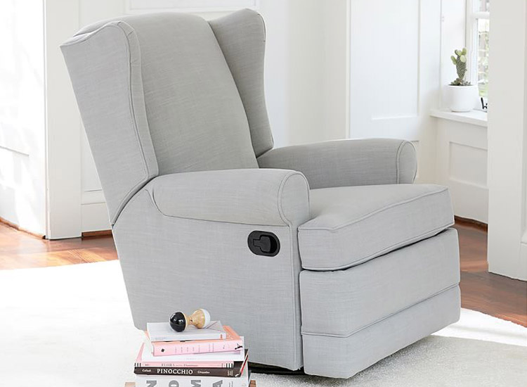 wingback chairs cheap baby for toddlers 10 best nursery gliders and rockers