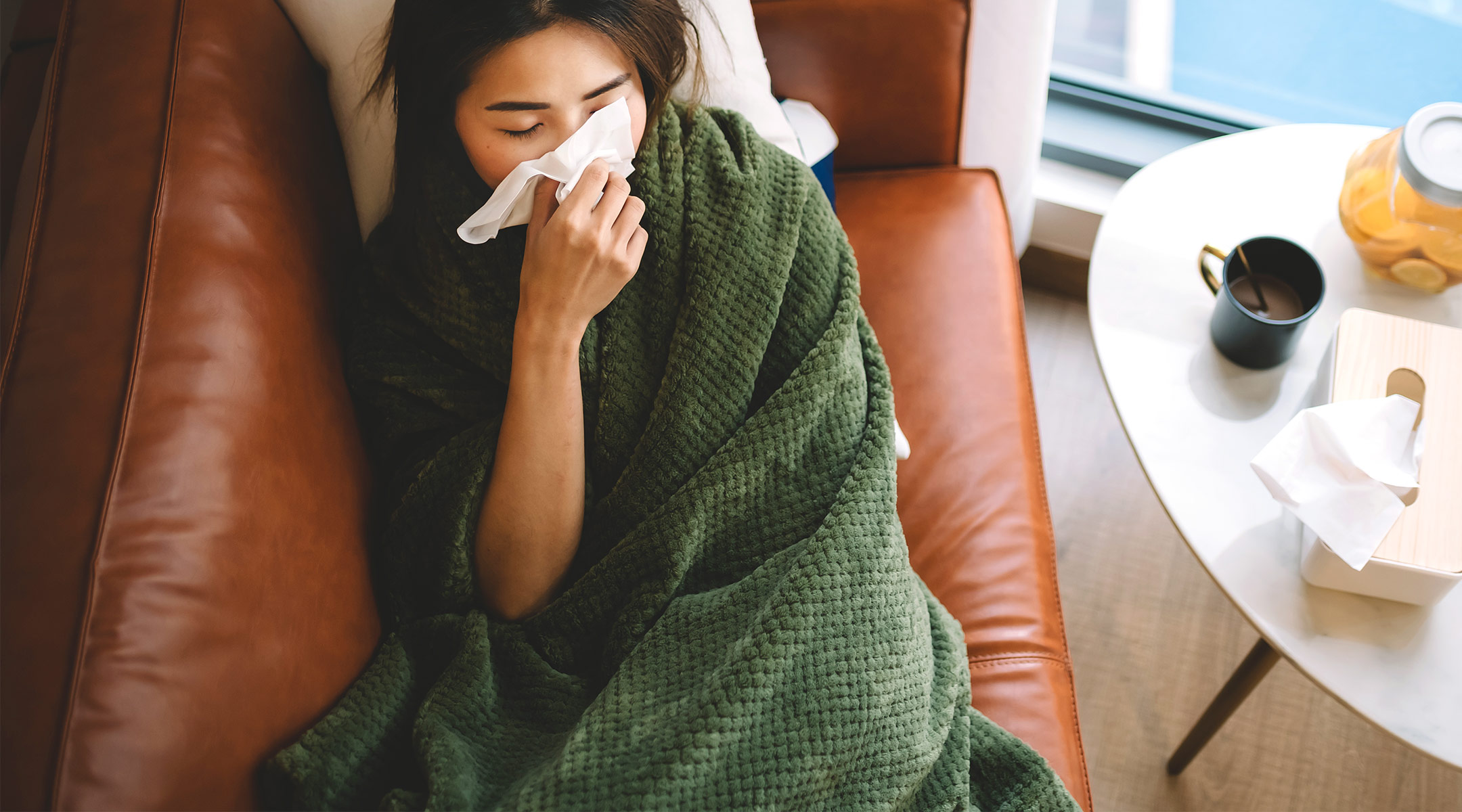 How to Treat the Flu While Pregnant