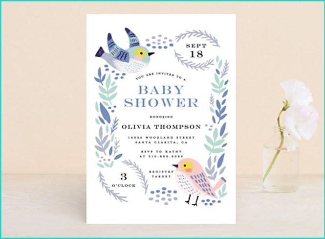 20 Unique Baby Shower Invitations