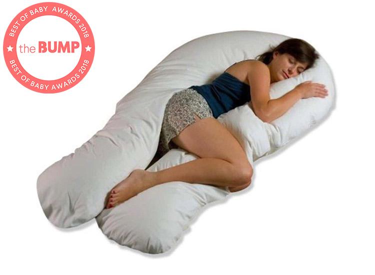 11 best pregnancy pillows for a good