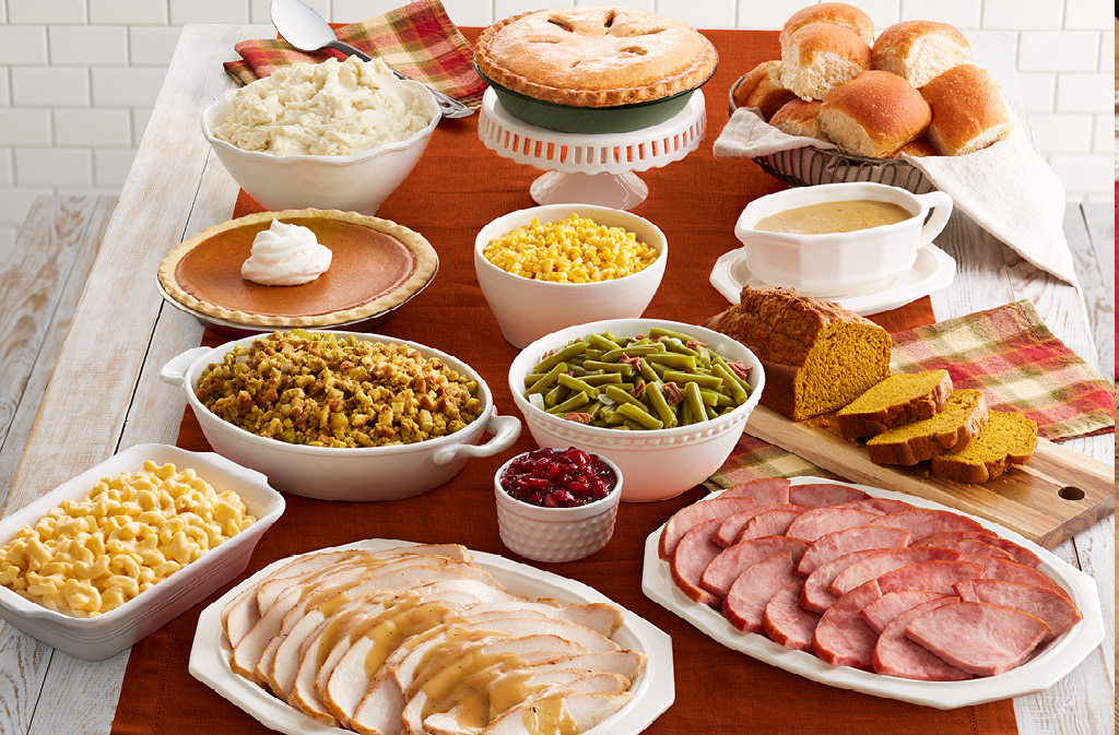 5 Places You Can Pick Up Ready Made Thanksgiving Dinner