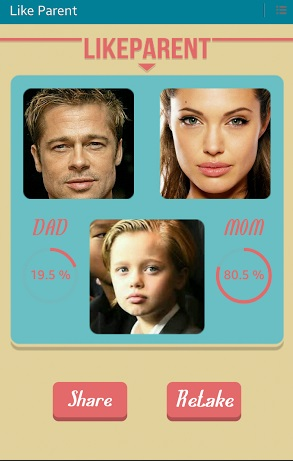 App To See What Your Child Would Look Like : child, would, Which, Parent, Child, Like?, Settles, Score, Mom.com
