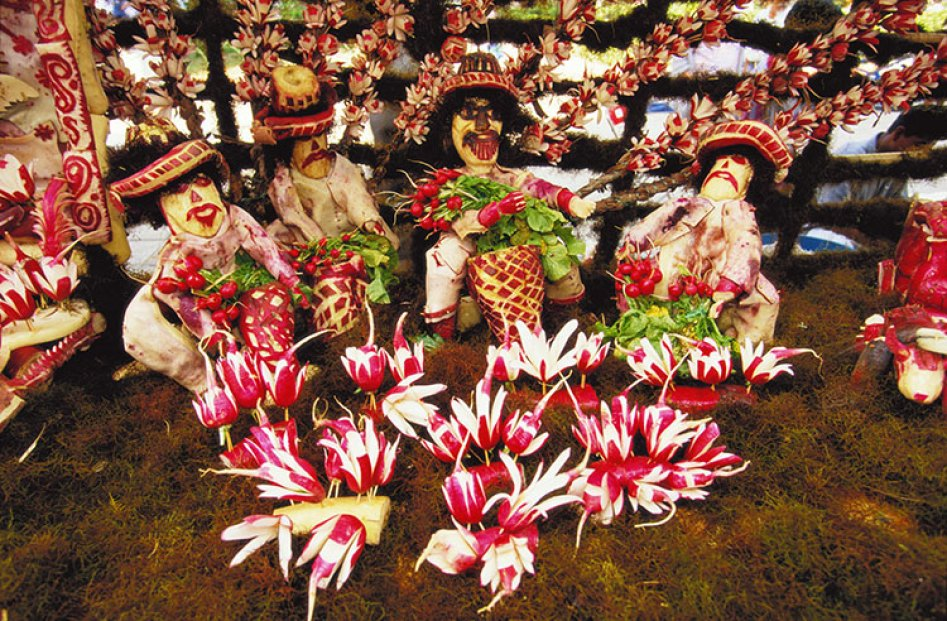 Interesting new year's traditions around the world # 5