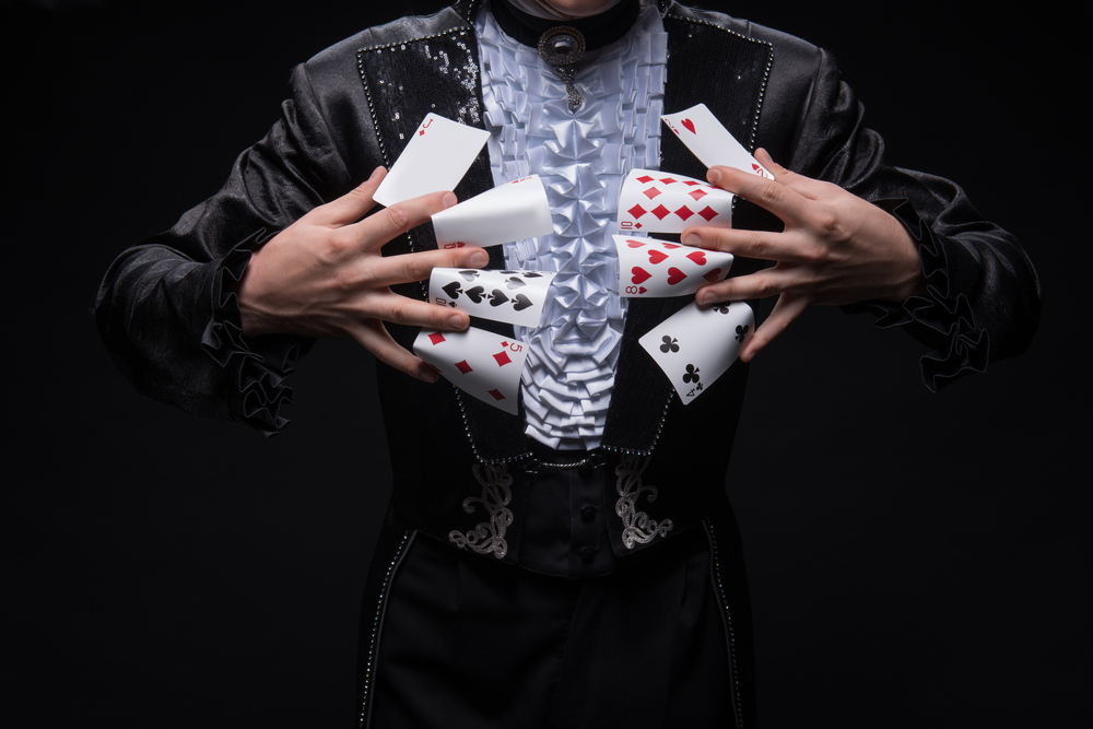 Use the Force: How Magicians Can Control Your Decisions