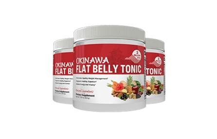 How do you use Okinawa flat belly tonic