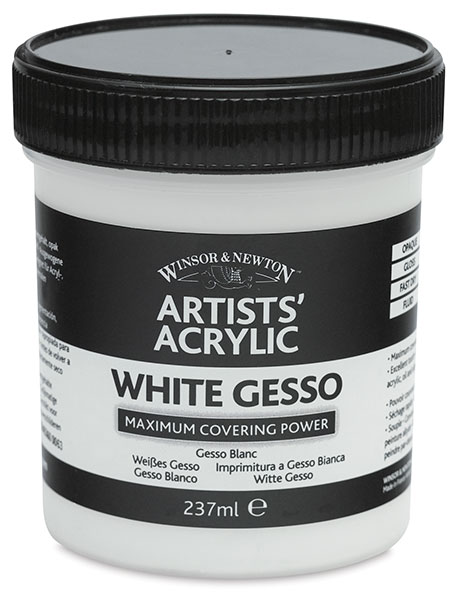 Winsor & Newton Artists' Acrylic Gesso