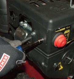 mtd snowblower fuel filter location [ 1280 x 851 Pixel ]