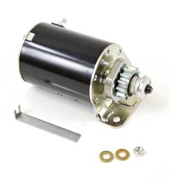 rg rm replace a riding mower starter motor  [ 2000 x 2000 Pixel ]