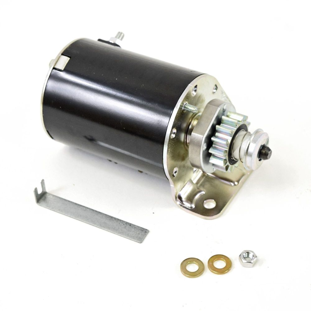 medium resolution of rg rm replace a riding mower starter motor