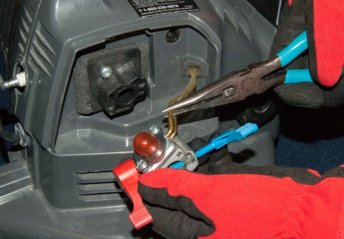 small resolution of troy bilt weed eater fuel filter