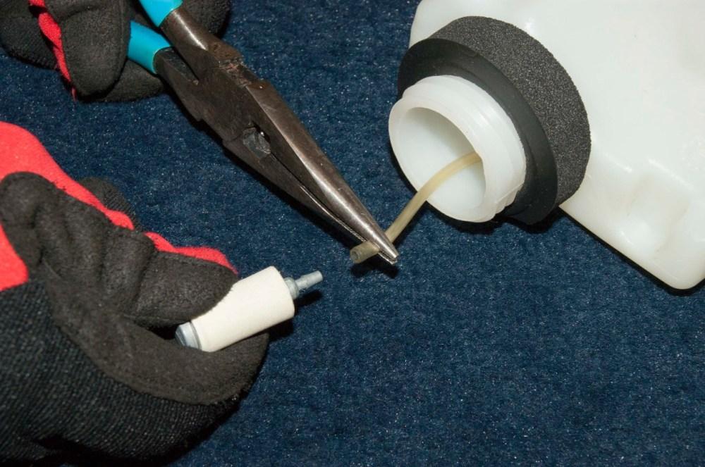 medium resolution of troy bilt weed eater fuel filter