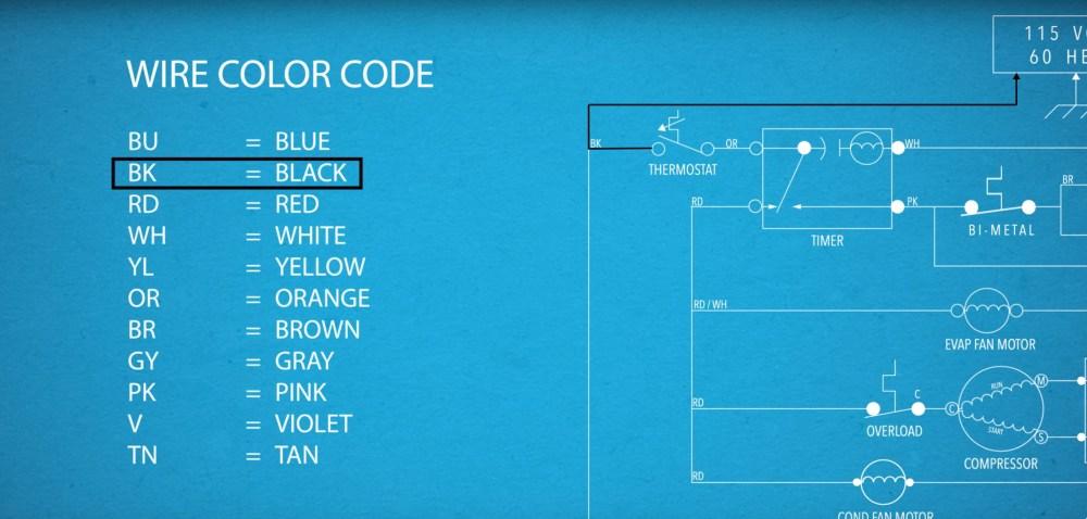 medium resolution of youtube freezer compressor wiring diagram