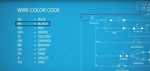 small resolution of youtube freezer compressor wiring diagram