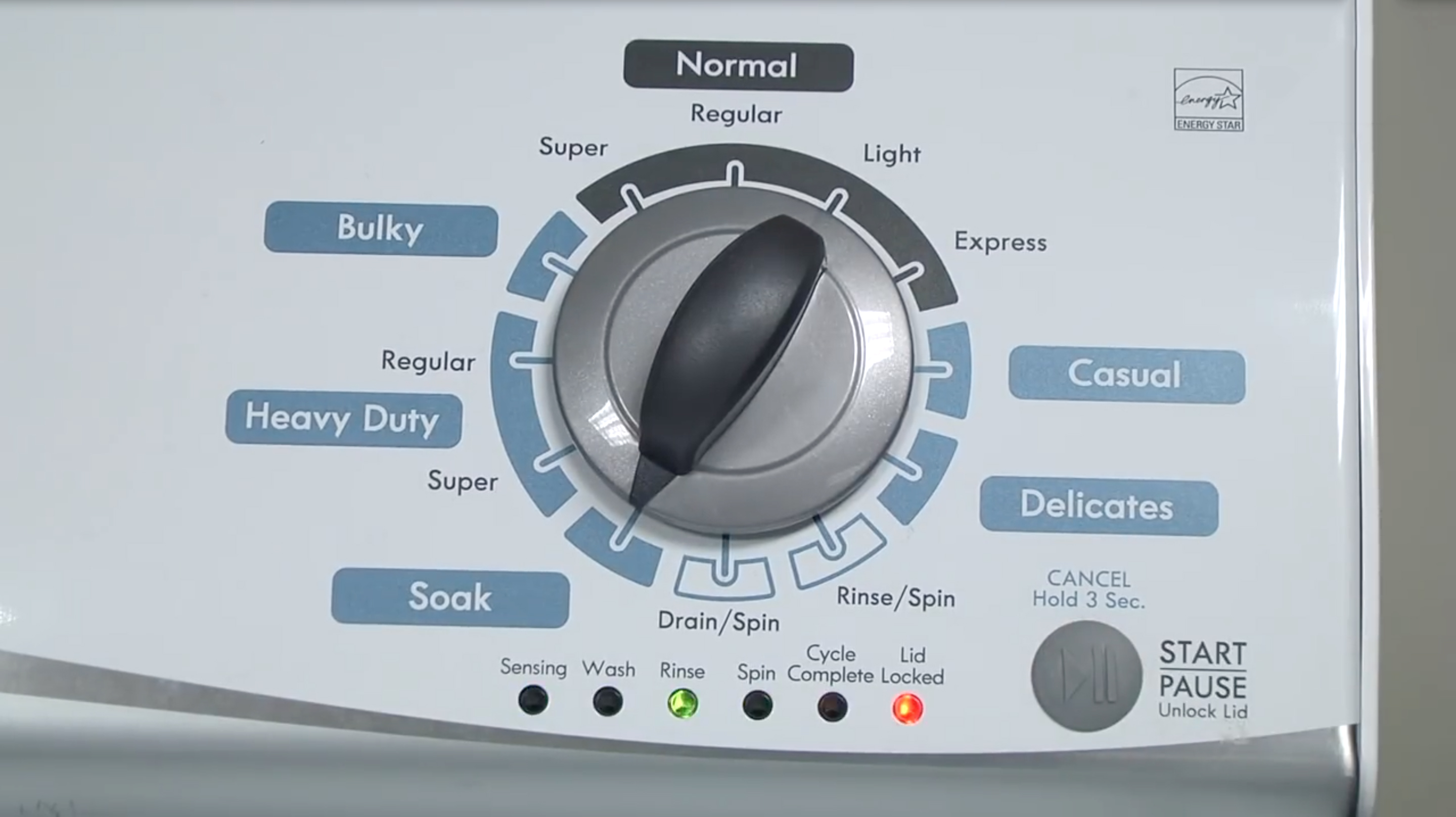 Troubleshooting A Top Load Washer That Won T Drain Or Spin Video Washer Tips And Tricks