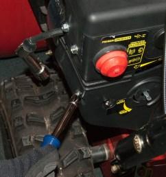 toro snowblower fuel filter [ 1280 x 873 Pixel ]