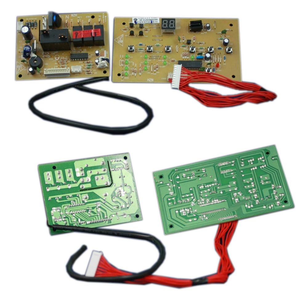 hight resolution of replace the window air conditioner user interface control board