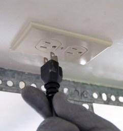 overhead door garage door safety sensor wiring [ 1280 x 855 Pixel ]