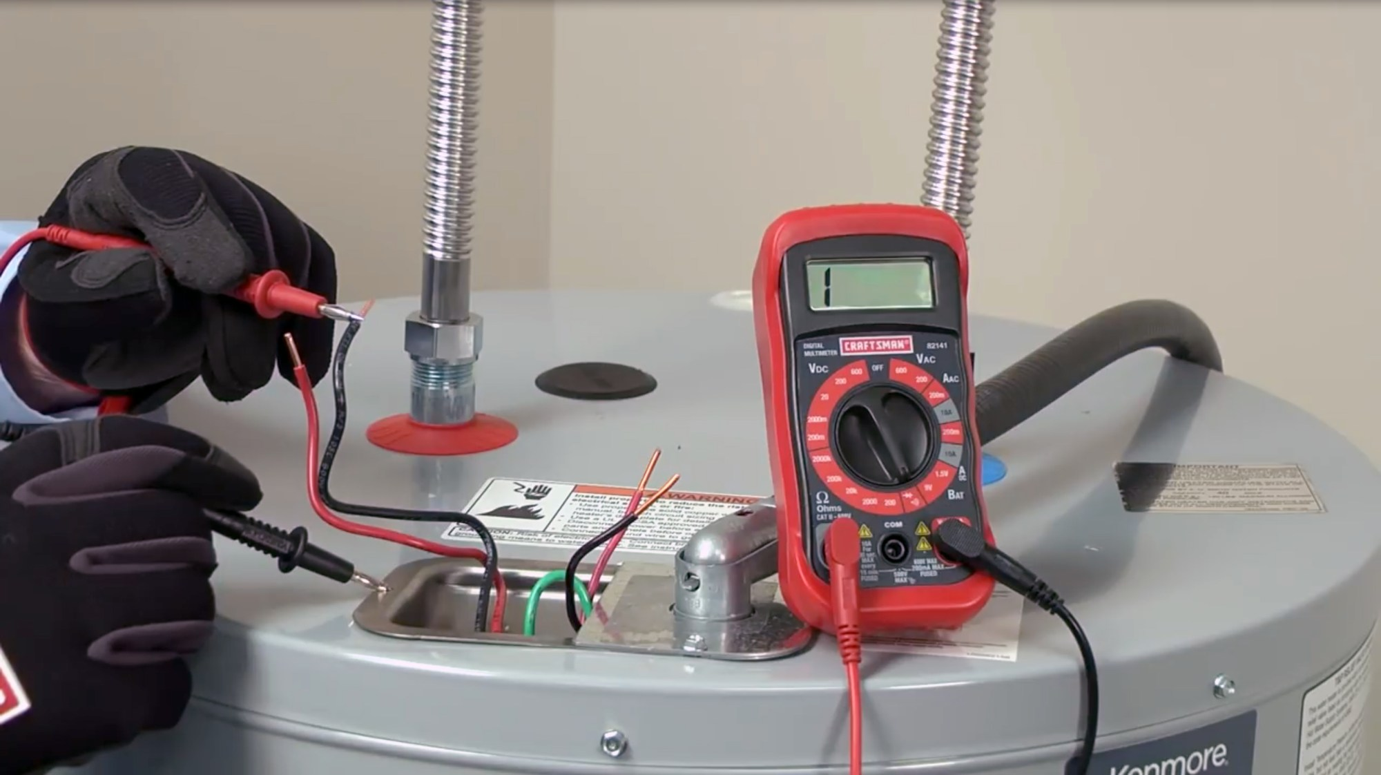 hight resolution of no hot water electric water heater troubleshooting video water heater tips and tricks