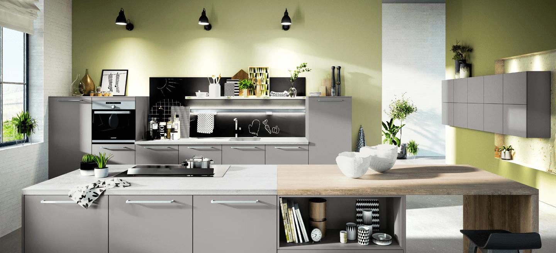 impressa k chen impressa k chen best fertigkchen kaufen nussbaum kche holzoptik. Black Bedroom Furniture Sets. Home Design Ideas