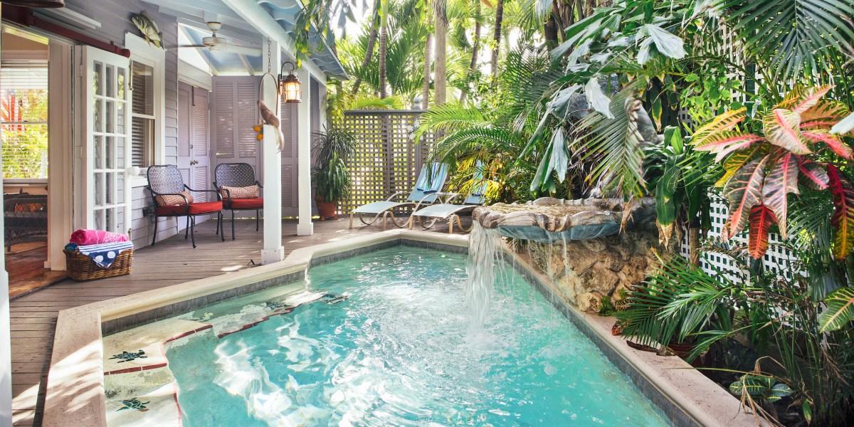 monthly florida vacation rentals
