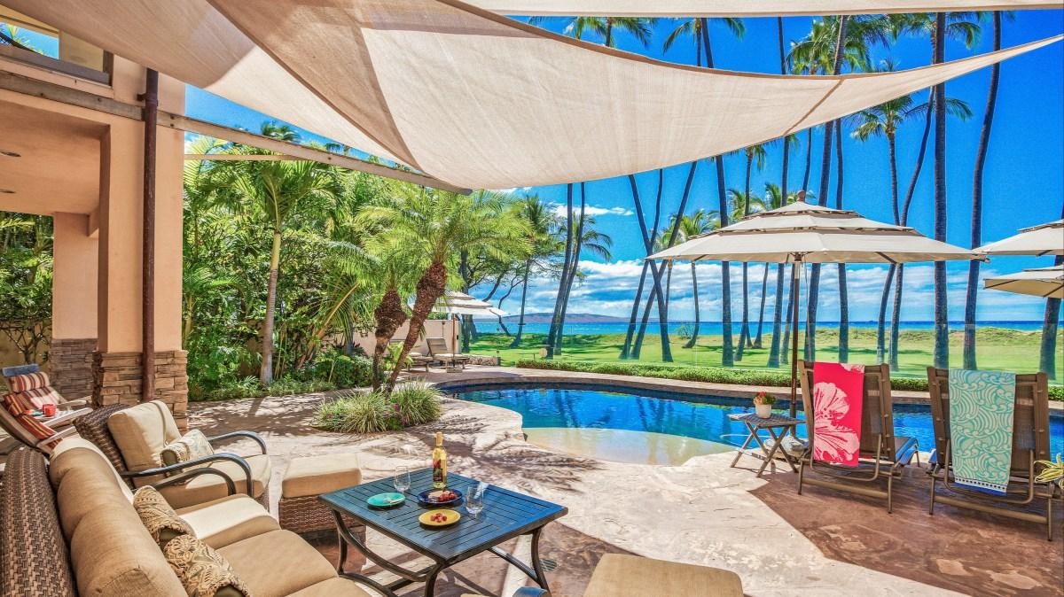 maui hawaii vacation rentals